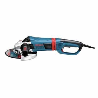 Bosch 1974-8D 7 Inch Large Angle Grinder -No Lock On