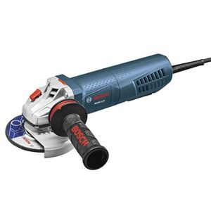Bosch AG40-11P 4-1/2 Inch High-Performance Angle Grinder w/ Paddle Switch