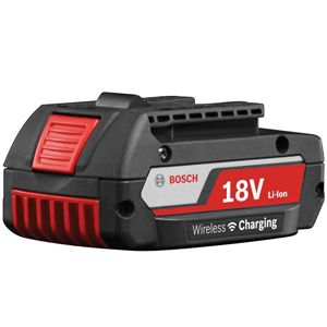 Bosch WCBAT612 18V Wireless Charge Lithium-Ion SlimPack Battery (2.0Ah)
