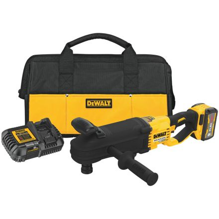 Dewalt DCD471X1 60V MAX* Brushless Quick-Change Stud and Joist Drill With E-Clutch® System Kit