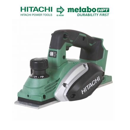 Hitachi P18DSLP4 18V Lithium Ion 3-1/4 Inch Planer (Tool Body Only)