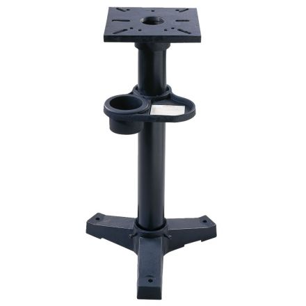 Jet 577172 11 Inch x 10 Inch Mounting Surface Pedestal Stand for Bench Grinders