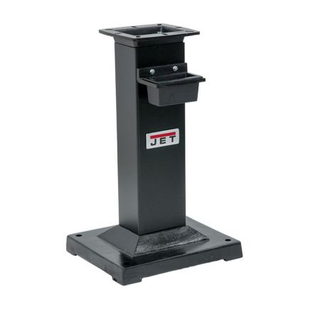 Jet 578173 Deluxe Stand for 10 Inch & 12 Inch Industrial Bench Grinders