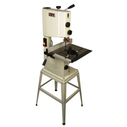 Jet 714000 JWB-10, 10 Inch Open Stand Bandsaw (Replacement of 707200)