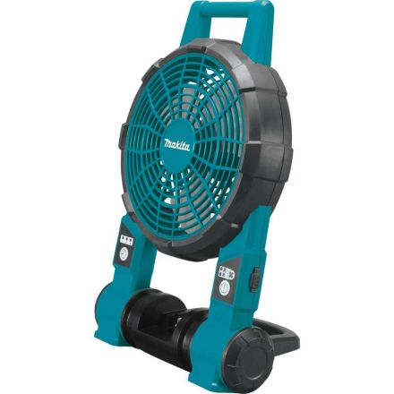 Makita DCF201Z 18V LXT® Lithium-Ion Cordless Job Site Fan, 2-speed, var. spd. (Tool only)