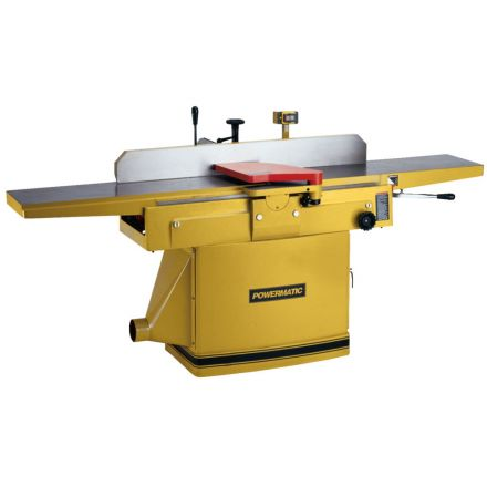 Powermatic 1791241 1285, 3HP, 1Ph, 230V Only, Straight Knife Standard Head Jointer (Woodworking)