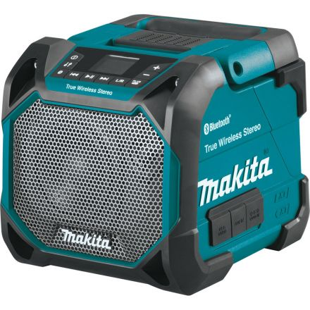 Makita XRM11 18V LXT® / 12V max CXT® Lithium-Ion Cordless Bluetooth® Job Site Speaker (Tool Only)