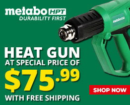 Metabo Heat Gun at special prices with free Shipping