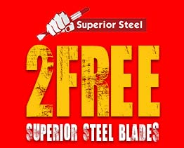 Get 2 Free Blades on Purchase of Magnesium Circular Saw